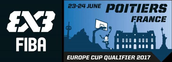 FIBA 3x3 Europe Cup Qualifier 2017