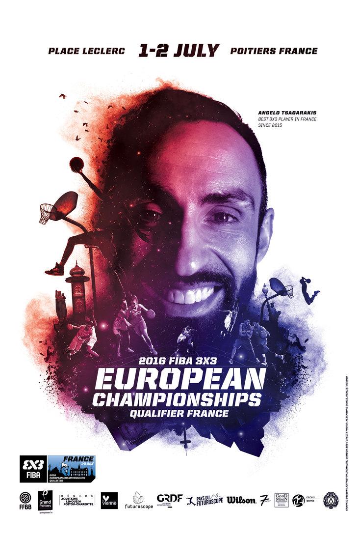 Fiba 3x3 European Championships Qualifier