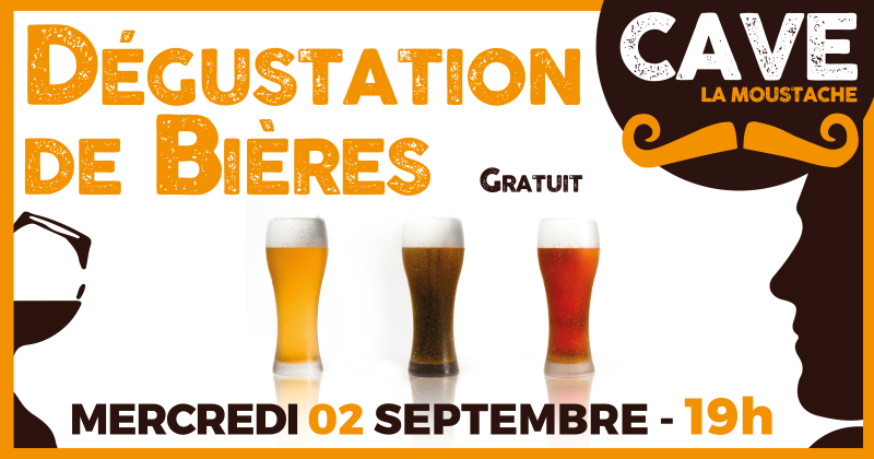 Dégustation de Bières (gratuit)