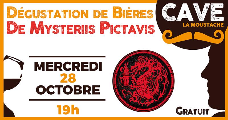 Dégustation de Bières De Mysteriis Pictavis