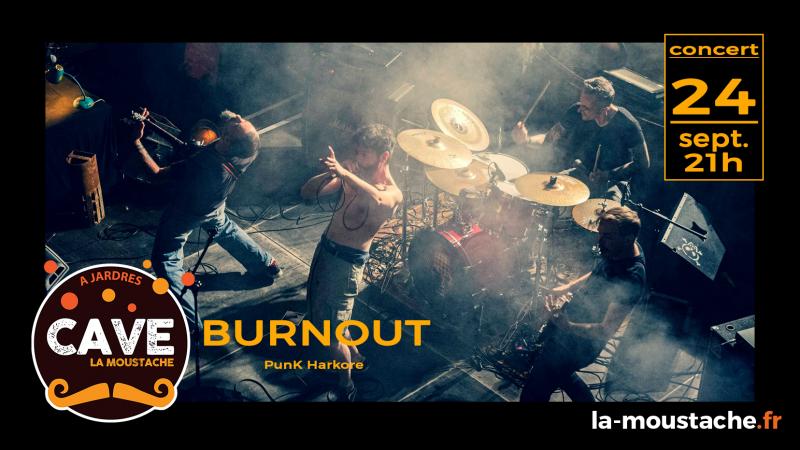 OKTOBERFEST - Burnout (Punk Hardkore)