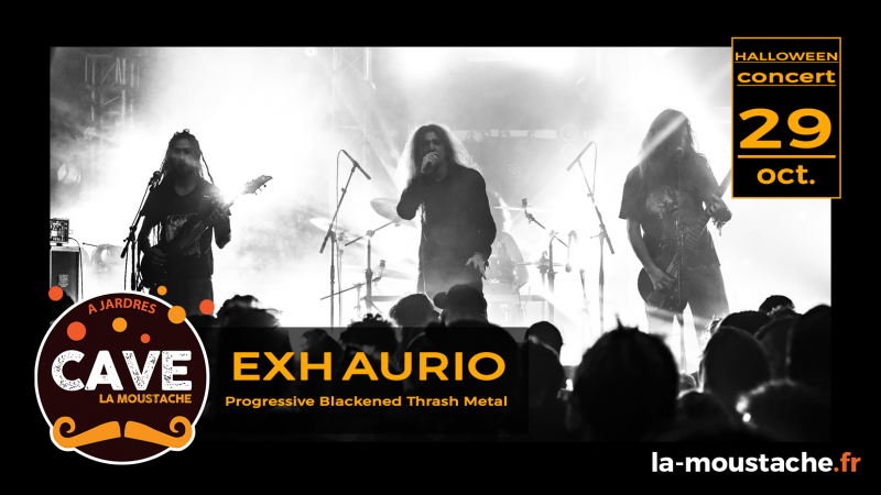 HALLOWEEN - TTO + Exhaurio (Thrash Metal)