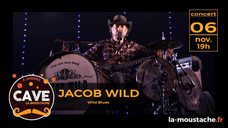 Jacob Wild (Wild Blues)