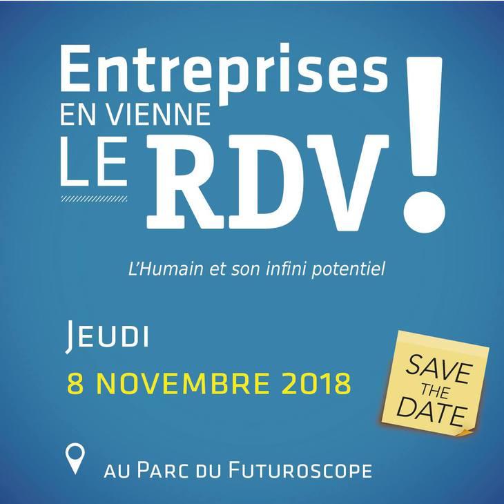 Entreprises en Vienne Le RDV ! 3 ème édition