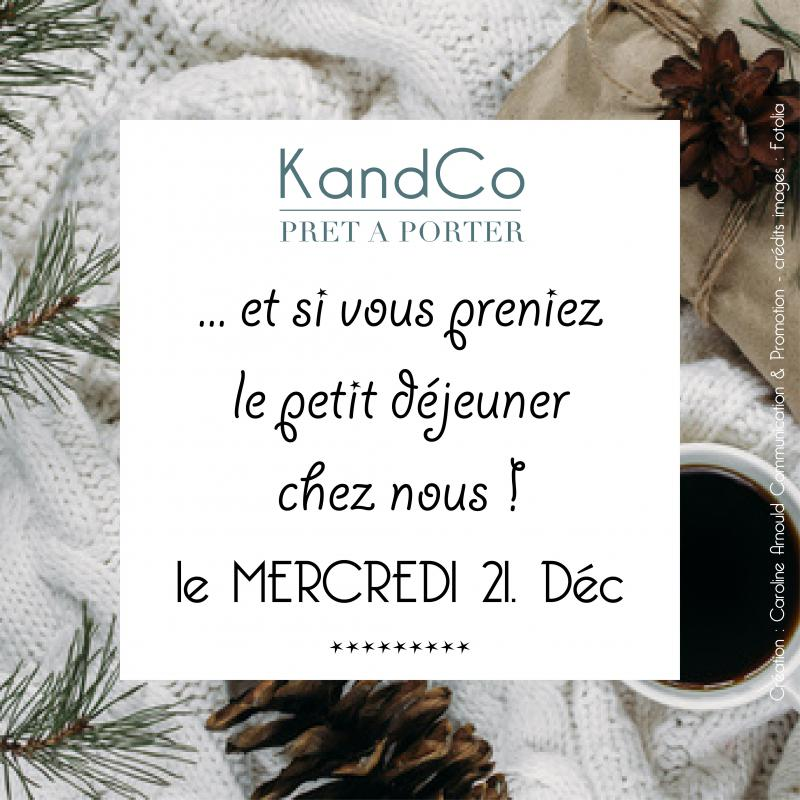 Happy Xmas : Petit dej'