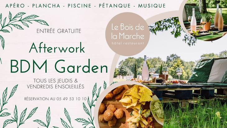 BDM Garden - Soirées de l'été