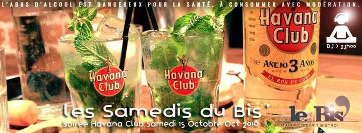 Soirée Havana club