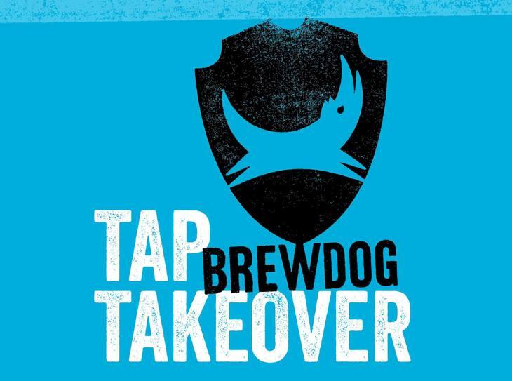 TAP Takeover Brewdog