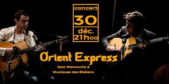 Orient Express pour Noël