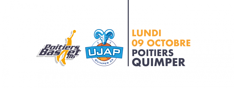 Poitiers - Quimper (Leaders Cup)