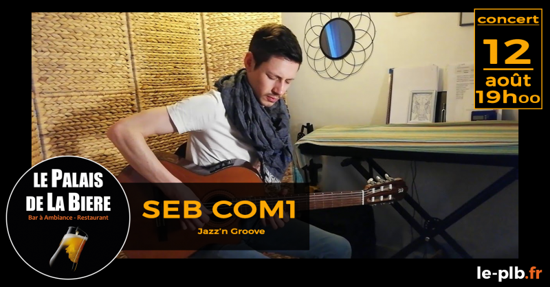 Seb Com1 – Jazz'n Groove