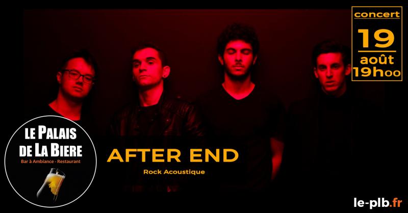 After End – Rock Acoustique