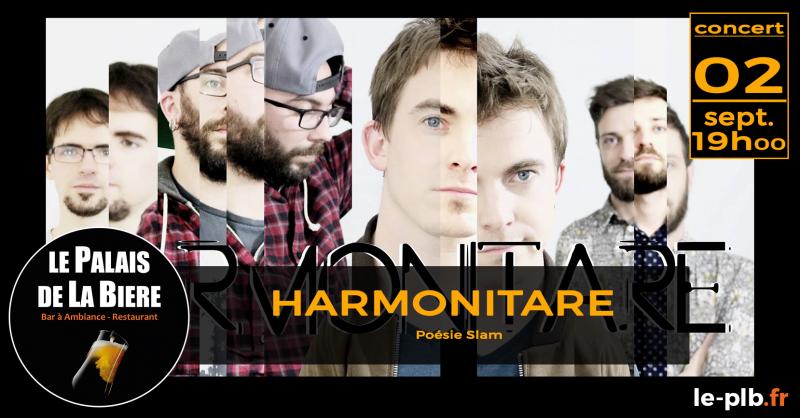 Harmonitare (Poésie Slam)