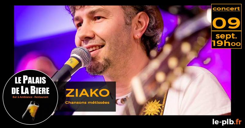 Ziako (Chansons métissées)