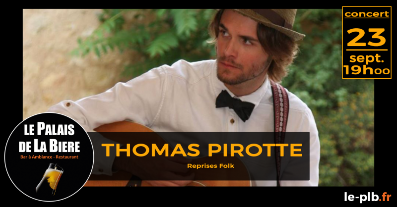 Thomas Pirotte (Reprises Folk)