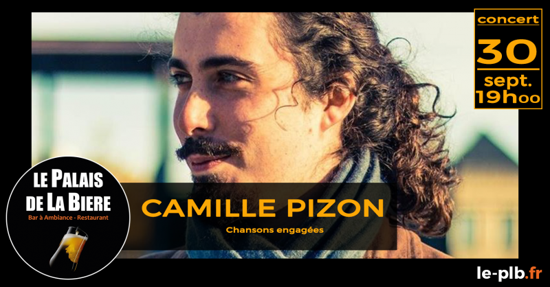 Camille Pizon (Chanson engagée)