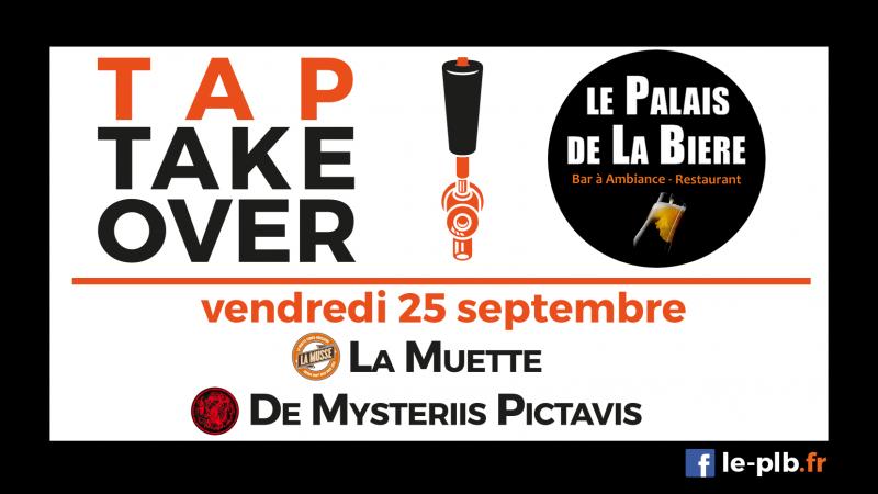TAP TAKE OVER : La Muette + De Mysteriis Pictavis
