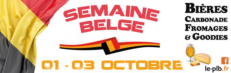 Semaine Belge