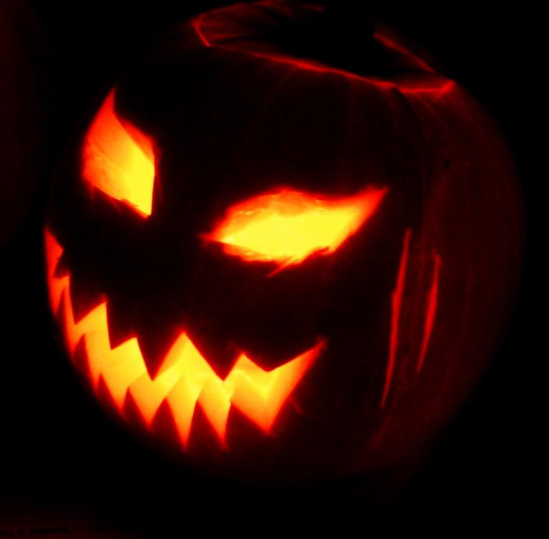 Halloween au PLB…