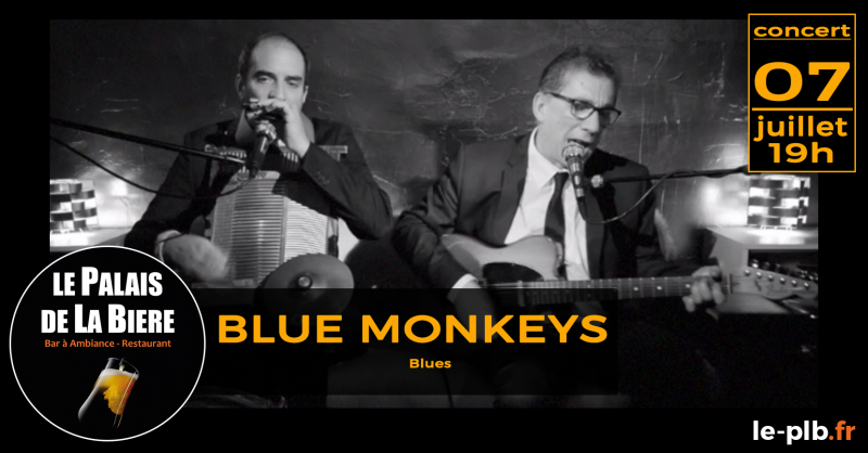 Blue Monkeys (Blues)