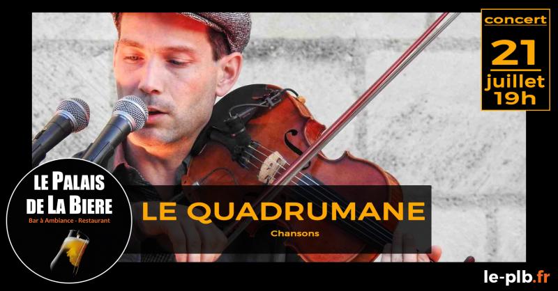 Le Quadrumane (Chansons)