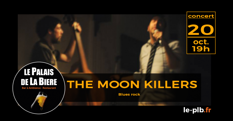 The Moon Killers (Blues rock)