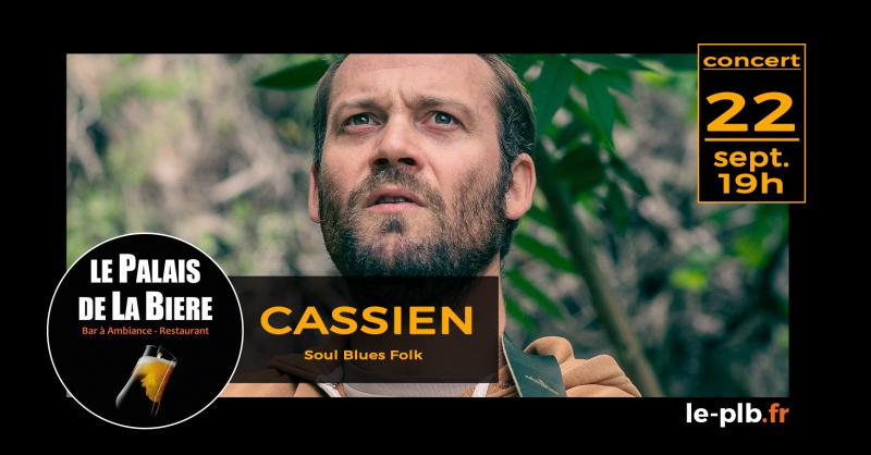 Cassien (Soul Blues Folk)