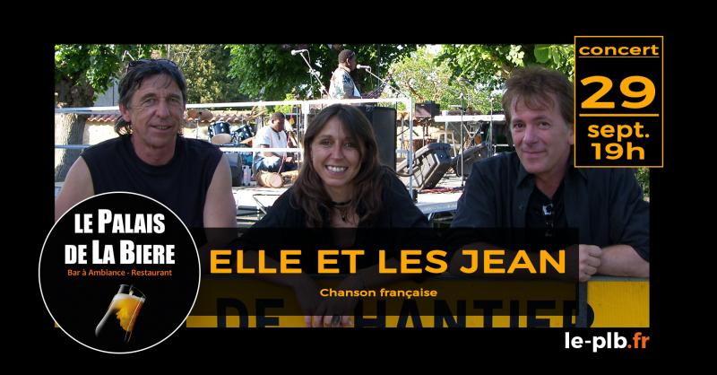 Elle et les Jean (Chanson française)