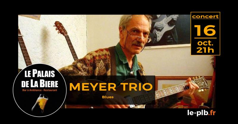 Meyer Trio (Blues)