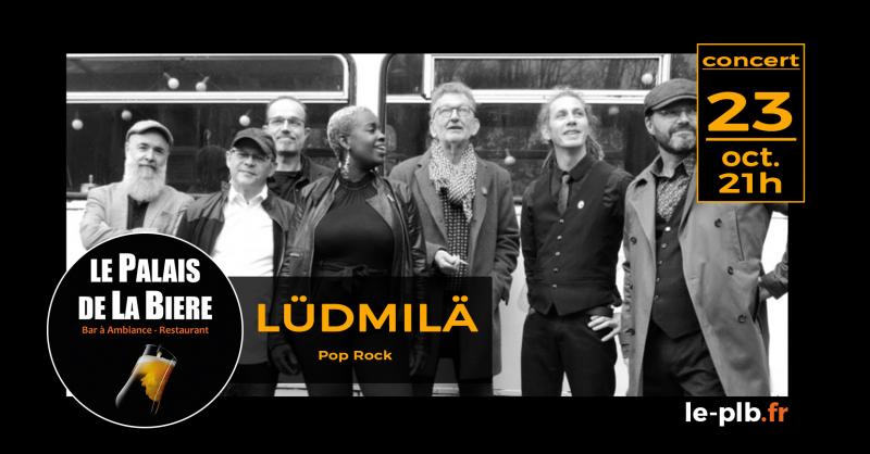 Lüdmilä (Pop Rock)