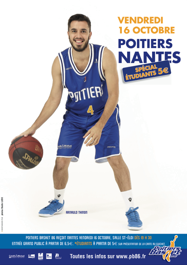 Poitiers - Nantes (Leaders Cup)