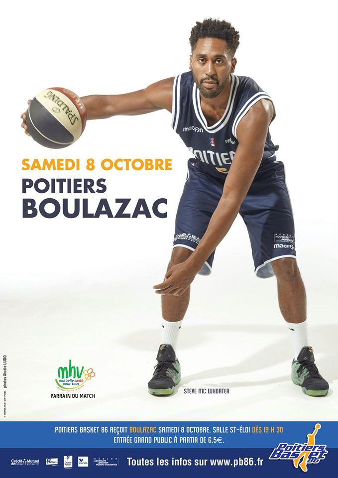 Poitiers - Boulazac (Leaders Cup)