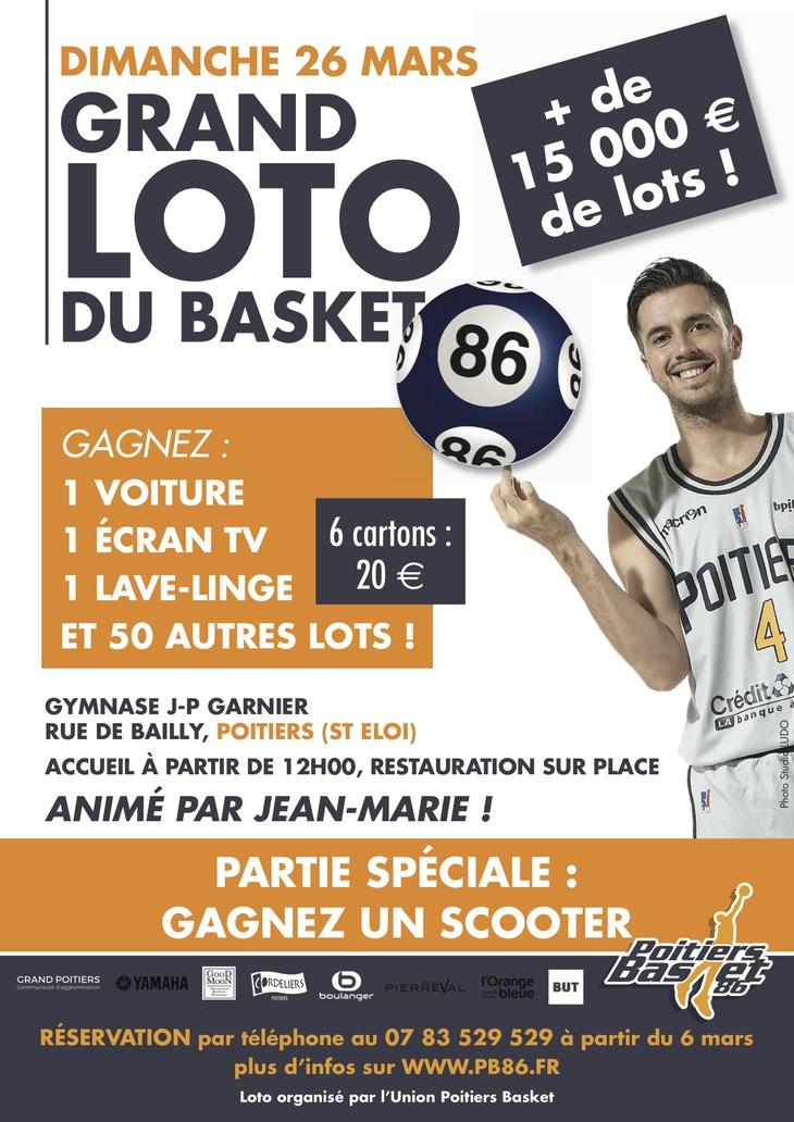 Grand Loto du Basket