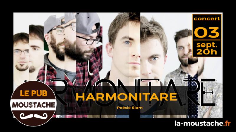 Harmonitare – Poésie Slam