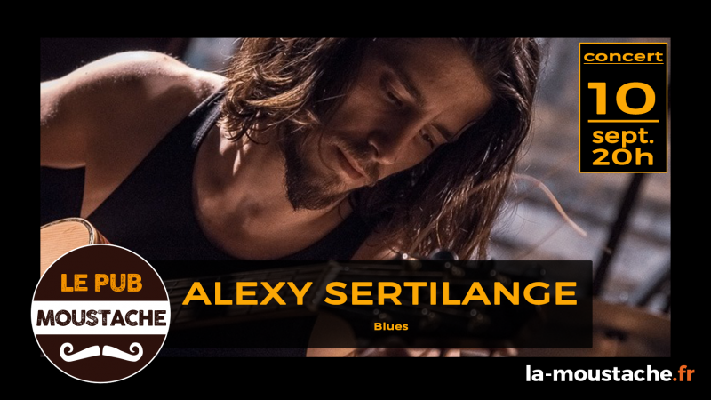Alexy Sertillange – Blues