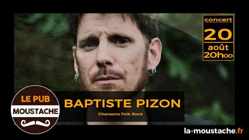 Baptiste Pizon – Folk Rock