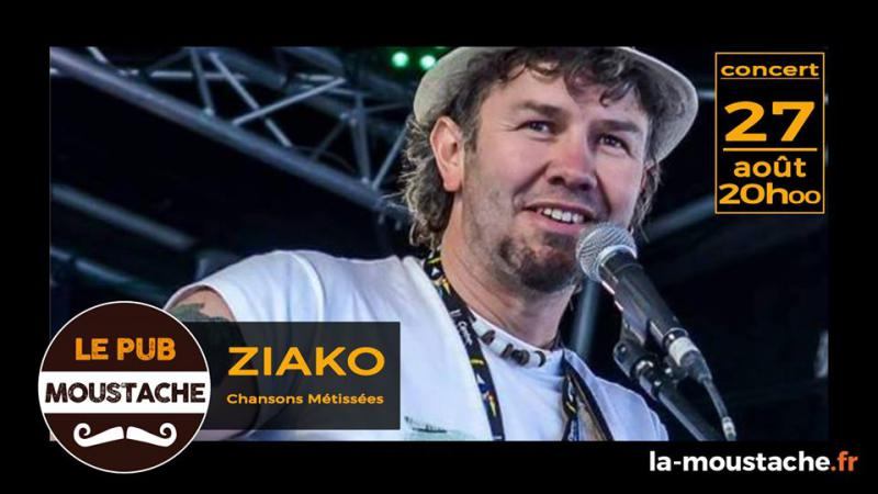 Ziako – Chansons métissées