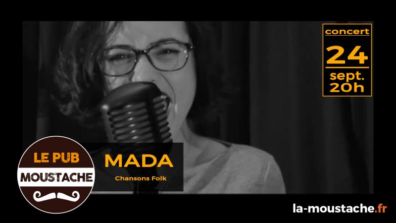 MADA – Chansons Folk