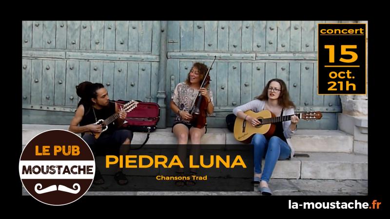 Piedra Luna – Musique Latine