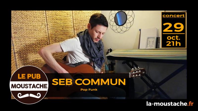 Seb Commun – Pop Funk