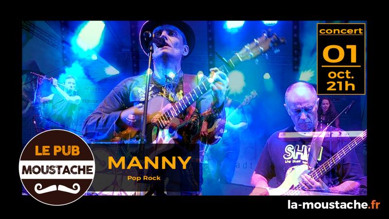 Manny – Pop Rock