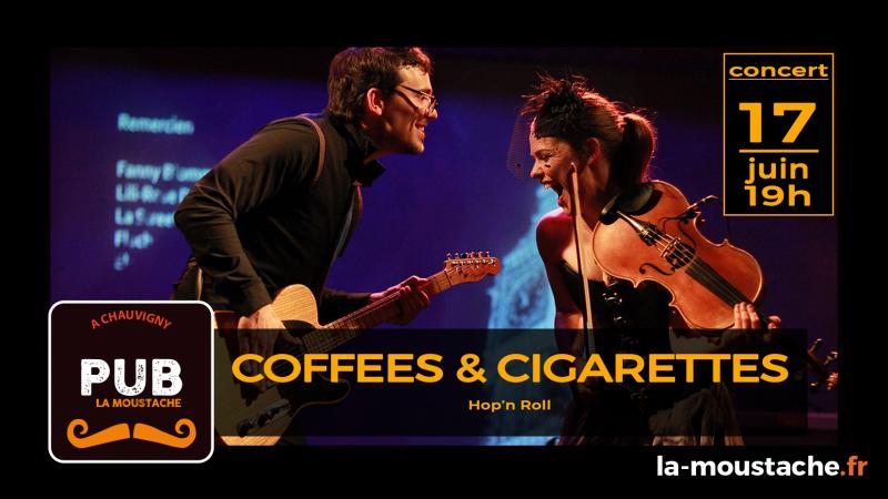 Coffees & Cigarettes (Hop'n Roll)