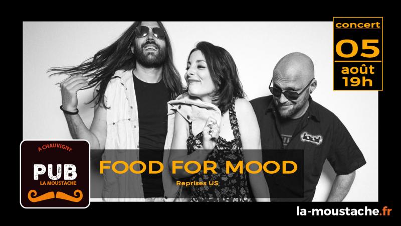Food For Mood (Reprises US)