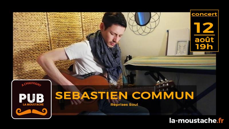 Sébastien Commun (Reprises Soul)