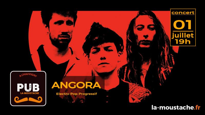 Angora (Electro Pop Progressif)