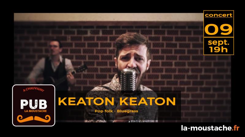 Keaton Keaton - (Pop folk - Bluegrass)