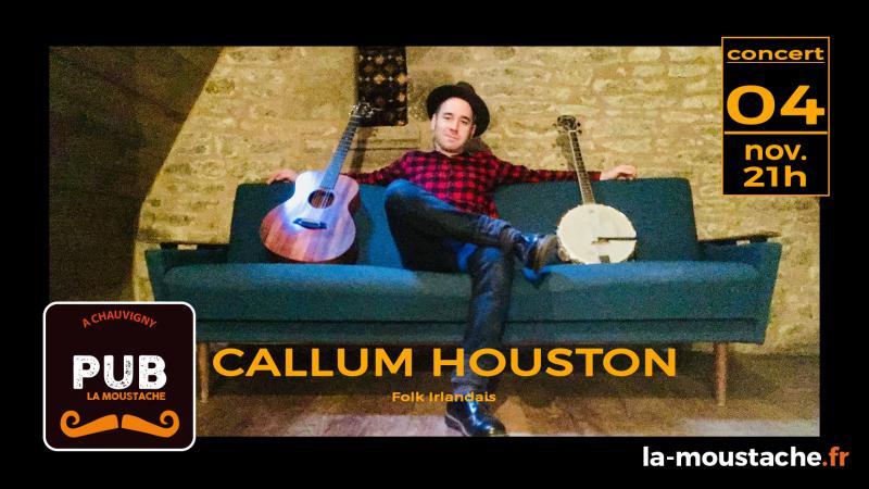 Callum Houston (Folk Irlandais)