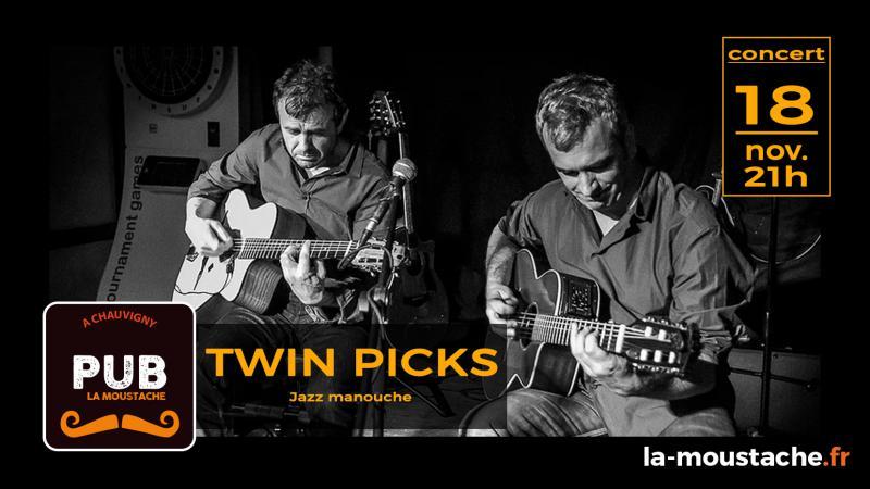 Twin Picks (Jazz manouche)