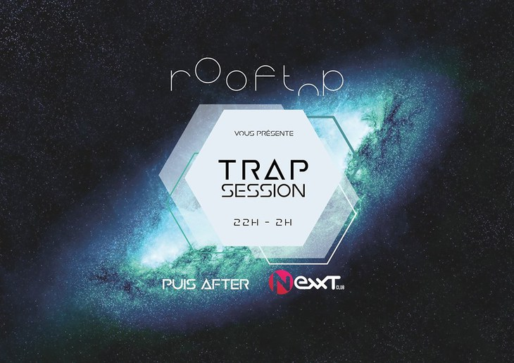 TRAP Session au Rooftop