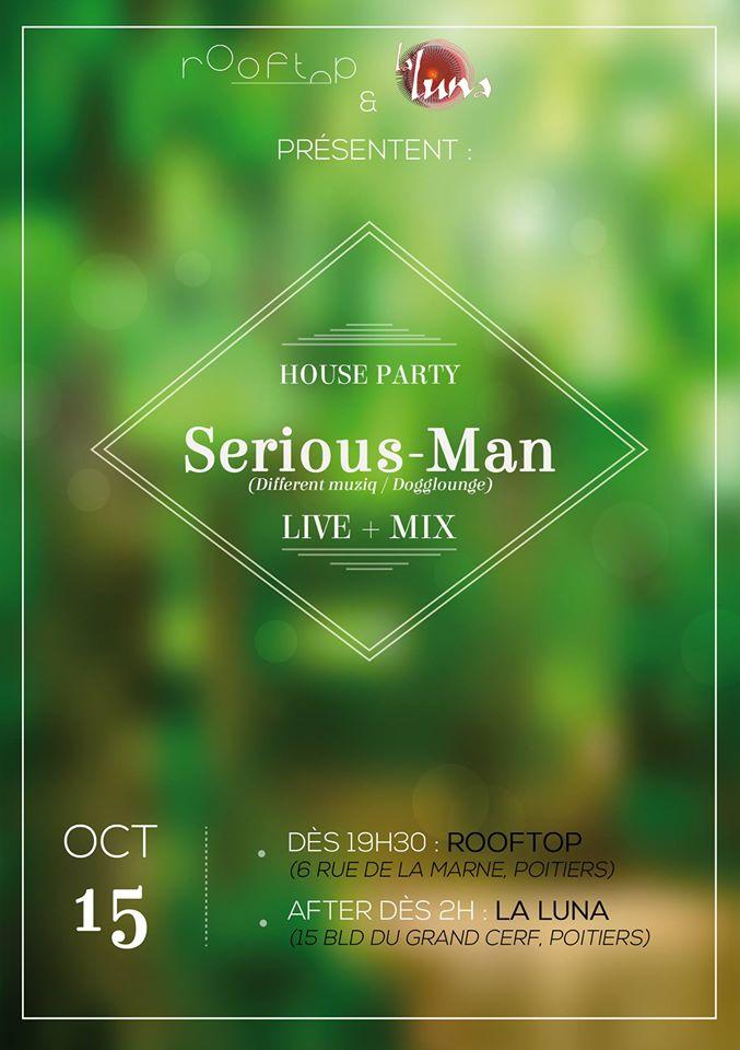 Serious Man Live